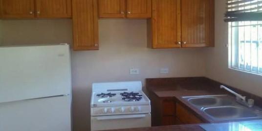 triplex kitchen