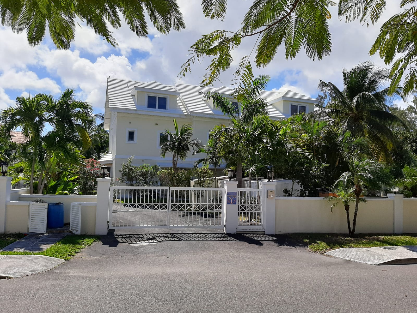 Paradise Island townhome complex